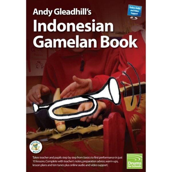 Andy Gleadhills Indonesian Gamelan Book audio cover