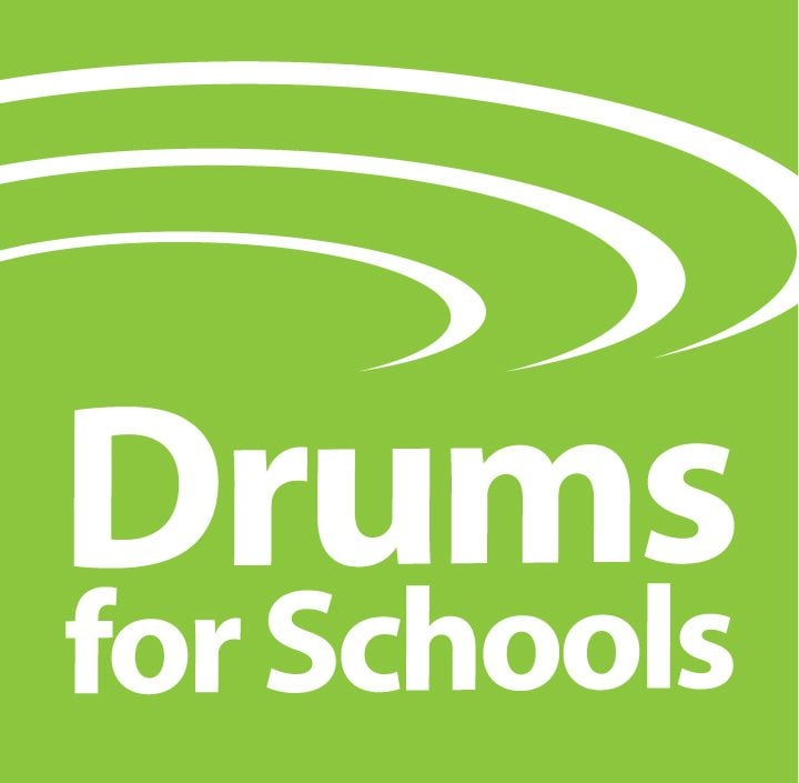 Drums for Schools logo