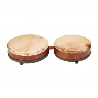 This is a product image of the Bongos (African Bongos) from the front.